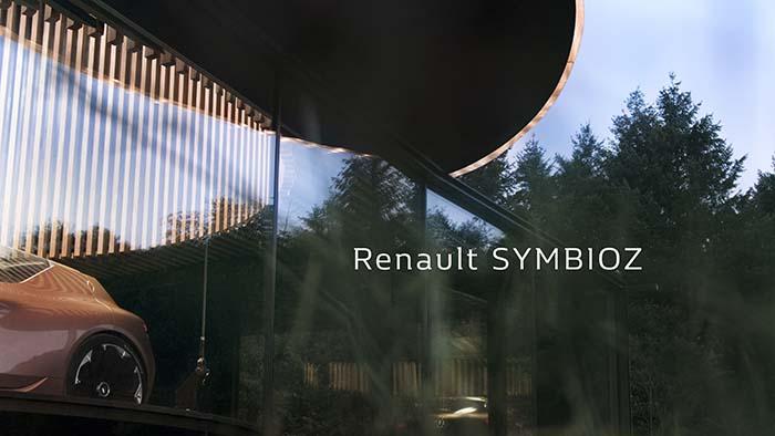 Renault Symbioz, un nuevo concept car en Frankfurt