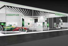 Schaeffler presenta sus tecnologías del futuro en Frankfurt