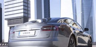 UberONE ya cuenta con 50 Tesla Model S en Madrid