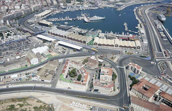 Valencia acogerá las pruebas de pretemporada de la Fórmula E