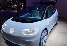 Volkswagen I.D. en el SAlón de Frankfurt