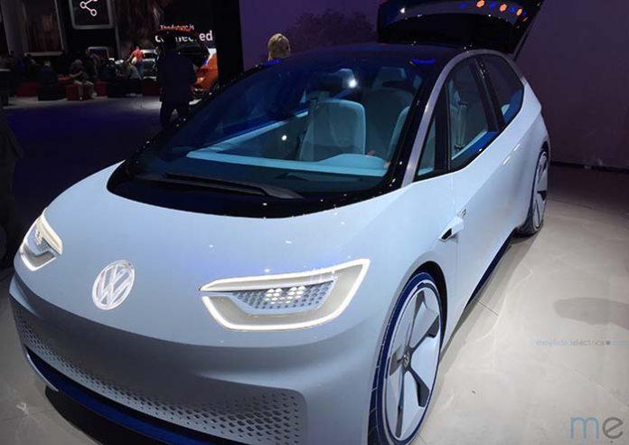 Volkswagen I.D. en Frankfurt