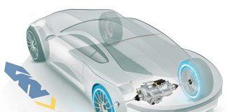 eTwinsterX, nueva transmisión para vehículos eléctricos de GKN