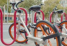 bicicletas mobike