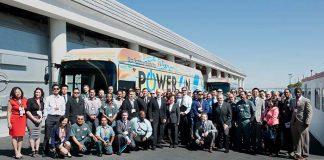 BYD presenta su mayor fábrica de autobuses eléctricos en EE.UU