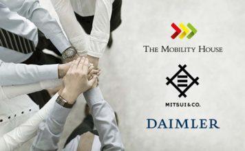 Daimler y Mitsui invierten en Mobility House