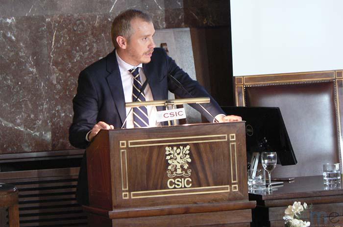 Daniel Navia, secretario de estado de energía anuncia el Plan Promovea