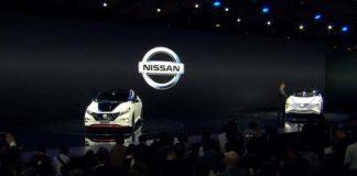 Daniele Schillaci presenta el Nissan IMx