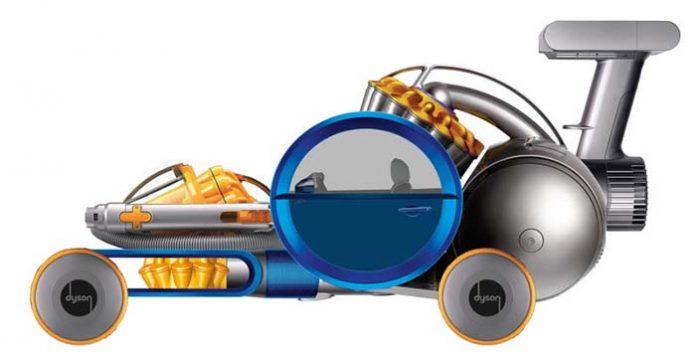 Dyson proyecta un nuevo coche eléctrico para 2020 - Imagen Autoblog.com
