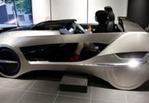 EMIRAI 4, la movilidad inteligente de Mitsubishi