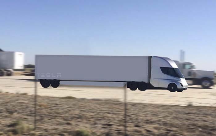 El prototipo del camión de Tesla ya está completado