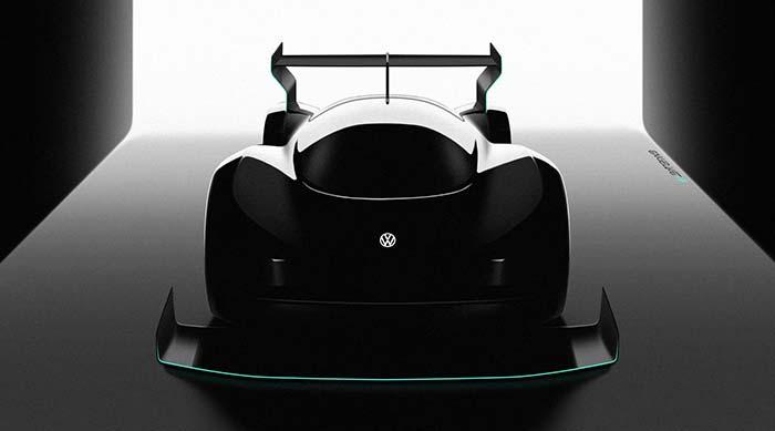 Este será el primer vehículo eléctrico de competición del fabricante alemán