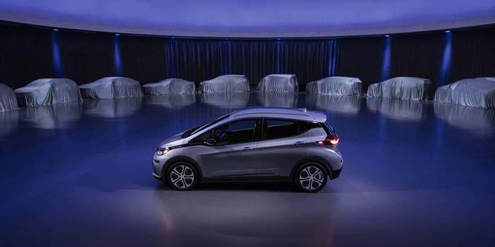Plan de General Motors: dos nuevos eléctricos en los próximos 18 meses y hasta 20 modelos más antes de 2023