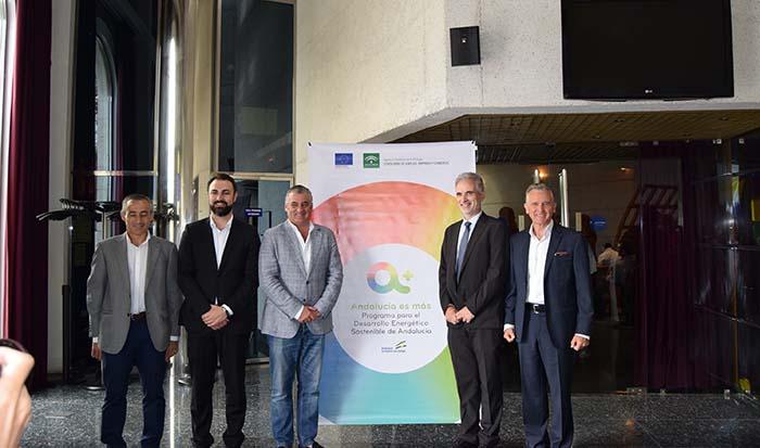 Hoja de ruta de la movilidad eléctrica en Andalucía