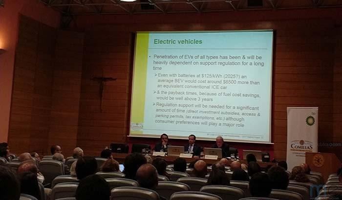 La movilidad eléctrica es la solución tecnológica a largo plazo