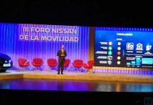 Marco Toro en el III Foro de la Movilidad de Nissan