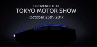 Nissan presentará un nuevo concept eléctrico en Tokio