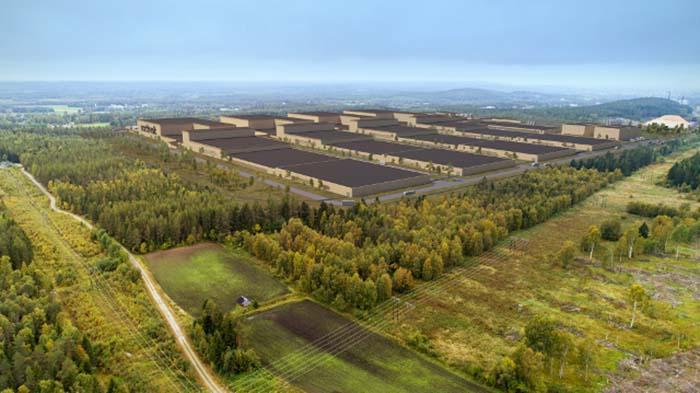 Northvolt elige dos municipios suecos para ubicar su fábrica de baterías