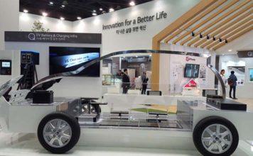 Nueva planta europea de baterías de LG Chem