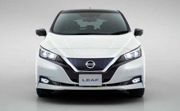 Nuevo Nissn Leaf 2018 en Nissan Futures 3.0