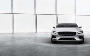 Polestar 1, se presenta el primer modelo de la marca eléctrica de Volvo
