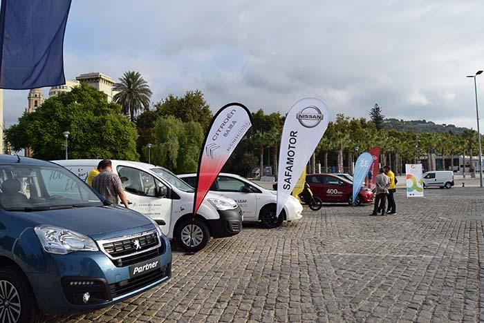 Presentación de la Hoja de Ruta por la Movilidad Eléctrica en Málaga