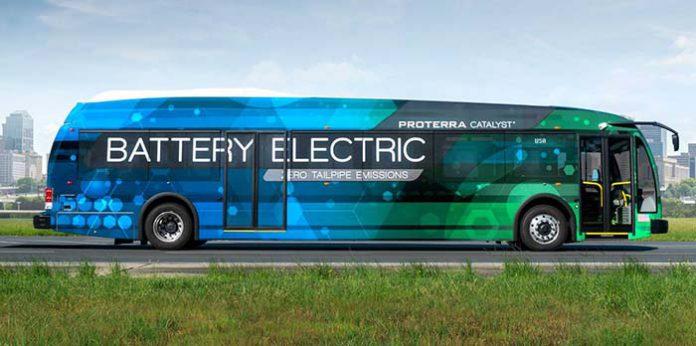 Proterra introduce la transmisión de dos motores DuoPower