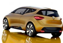 Recreación Renault Clio 5. Imagen no oficial de Autopista