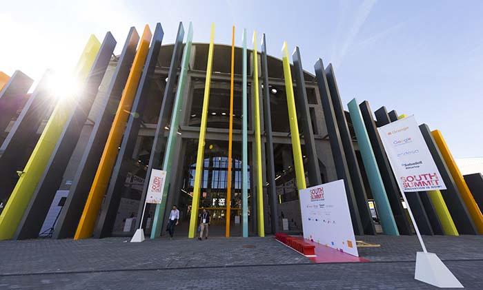 South Summit se ha celebrado del 4 al 6 de octubre en el espacio municipal de La N@ve