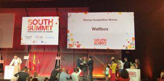 Wallbox, gana la categoría Energy & Sustainability en South Summit17