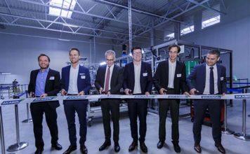Akasol anuncia la mayor fábrica de baterías europea para autobuses eléctricos