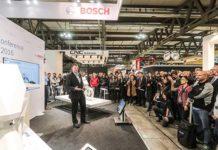 Conferencia de prensa de Bosch en EICMA 2016