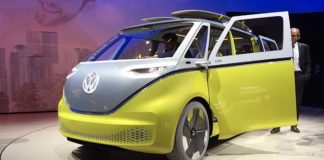 furgonetas electricas volkswagen e-buzz