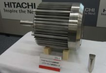 Hitachi fabricará motores para vehículos eléctricos en China