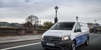 Mercedes-Benz vuelve a fabricar la eVito