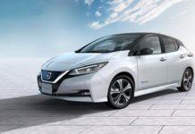 Nuevo Nissan Leaf, premio a la Mejor Innovación para 2018