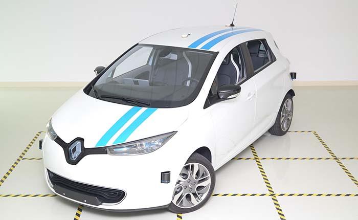 Nuevo sistema autónomo de Renault para evitar obstáculos en la carretera