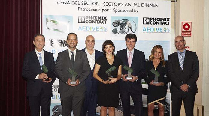 Premios AEDIVE – Santiago Losada 2017