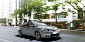 Renault Samsung Motors presentan el nuevo SM3
