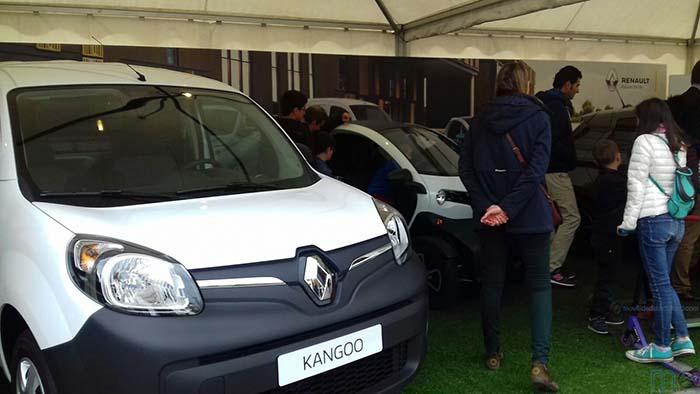 Renault en Expoelectric 2017