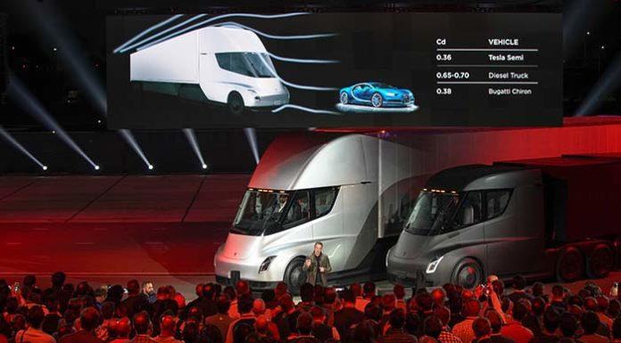 Tesla presenta Semi, su prototipo de camión eléctrico