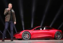 Tesla presenta el nuevo Roadster