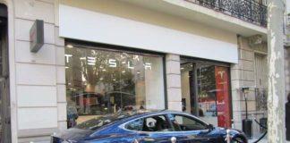 Tienda permanente en Madrid