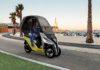 Torrot Velocípedo de dos plazas para transporte personal