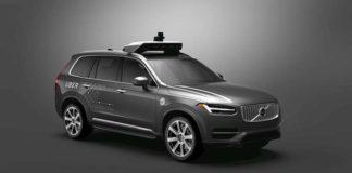 Volvo suministrará 24.000 híbridos enchufables autónomos a Uber