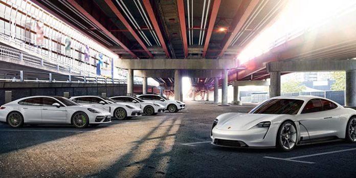 El éxito del Panamera híbrido enchufable empuja la electrificación de Porsche