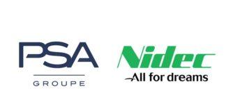 El Grupo PSA y Nidec fabricarán motores eléctricos en Francia