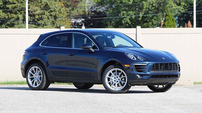 El segundo eléctrico de Porsche podría ser un Macan - Foto Motor 1