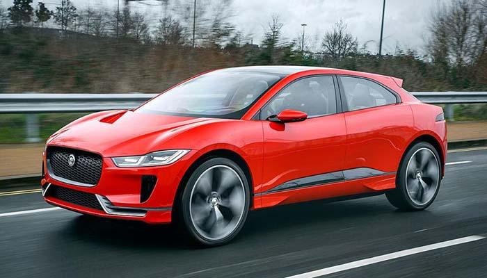 El Jaguar I-Pace 'First Edition' por 106.000 euros