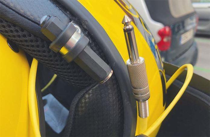 Muving instala un sistema antirrobo para los cascos de sus motos eléctricas